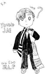Youngjae BAP fanart by Kokoro-Hane