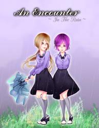 An Encounter ~In The Rain~ [Visual Novel][Free] by Kokoro-Hane