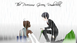 The Precious Green Umbrella