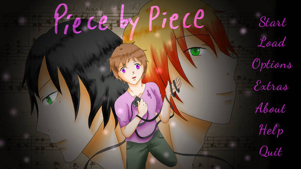 Piece by Piece [Visual Novel][Voiced][FREE][+DL]