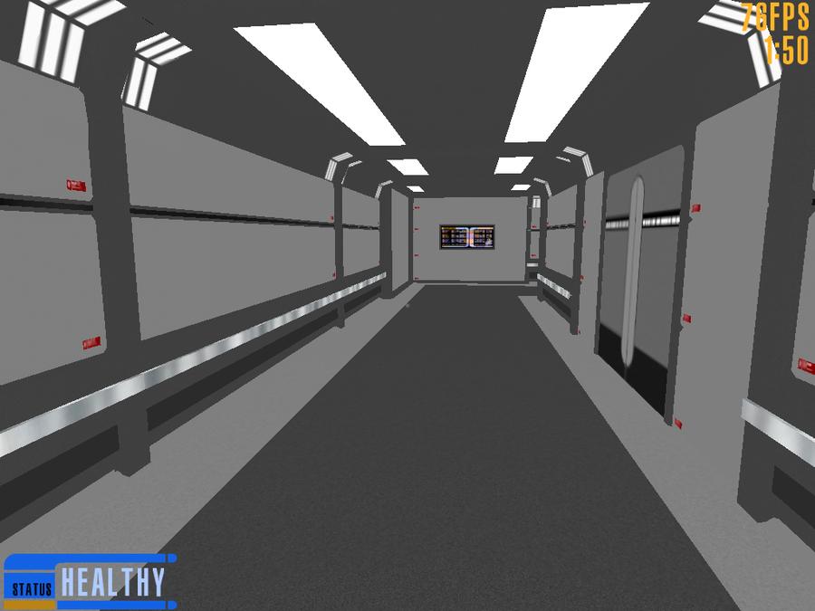 USS Rockingham-A, Test Corridor by FimFan14