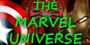 The Marvel Universe logo entry by kstewart86