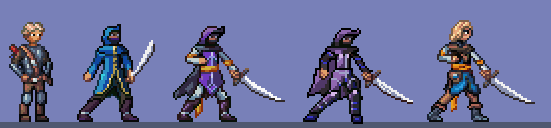 Swordsmen by Runouw