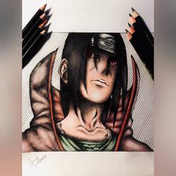 Naruto  by lukeart95
