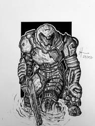 Doom by lukeart95