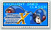 Mega Man X stamp by dragontamer272
