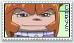 Chrysanthemum Stamp by dragontamer272