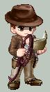My Indiana Jones Gaia Avatar by dragontamer272