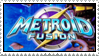 Metroid Fusion Stamp by dragontamer272