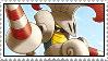 Escavalier Stamp