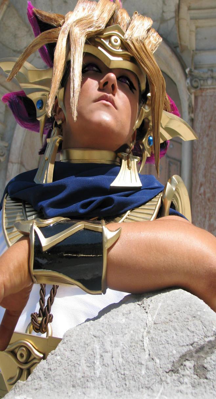 Pharao Atemu by GoddessOfValhalla