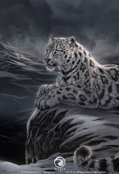 Endangered Ark: Sanguine by balaa