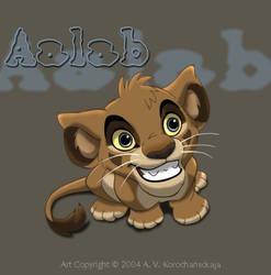 Aalab My Alter Ego by balaa
