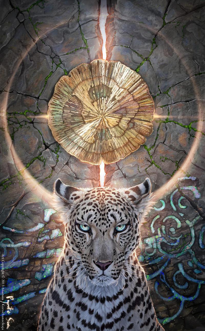 Pyrite Sun by balaa