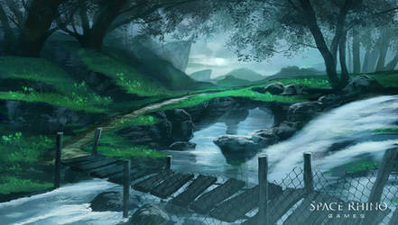 River Path by balaa