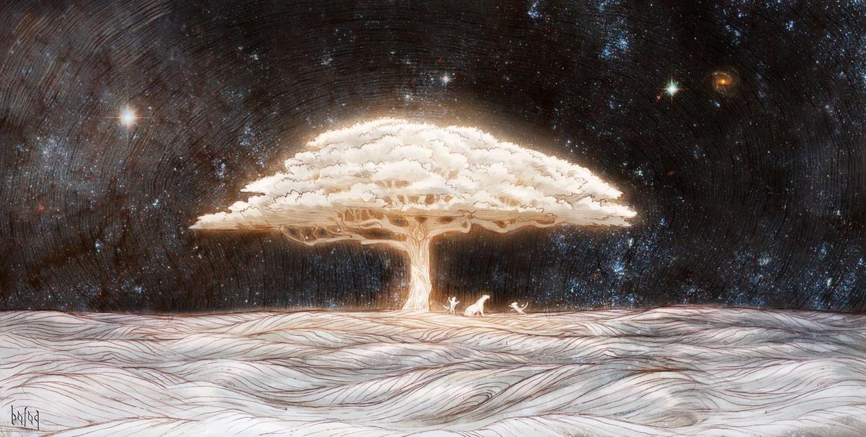 Tree of Life by balaa