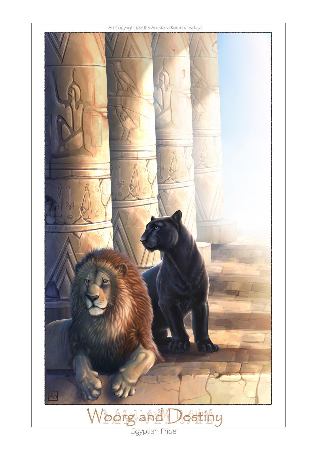 Egyptian Pride by balaa