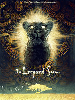 'The Leopard Sun' Cover