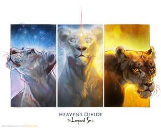 the Leopard Sun Heaven's Divide