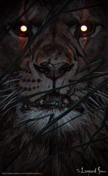 The Leopard Sun - Not The Face Of Evil part 3 of 3