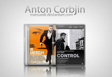 Anton Corbijn Icon Set by manueek