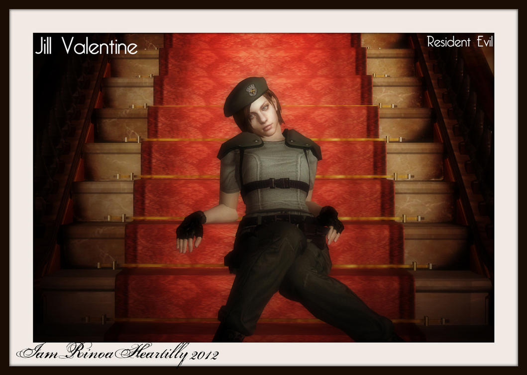RE1 Jill Valentine by IamRinoaHeartilly