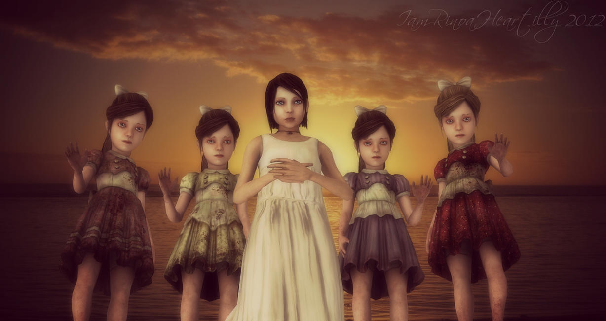 bioshock 2 how to get good ending