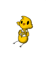Chibi Chica by namichee