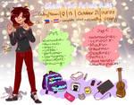 Meet The Artist 2.0! by namichee