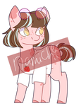 .auction. strawberry flavor [OPEN] by namichee