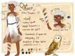 OwlBorn Reference by namichee