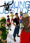young justice: the spider