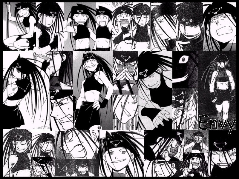 Fullmetal alchemist  (Manga + Anime) Manga_Envy_Wallpaper_by_EnvyClub