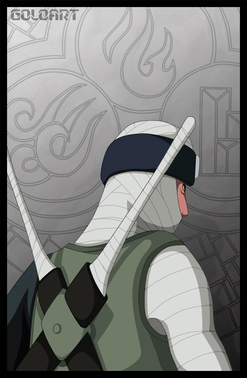 Naruto 525 - II Tsuchikage by Goloart