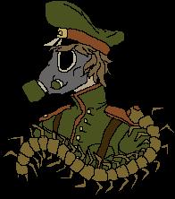 man of bug by gaphals