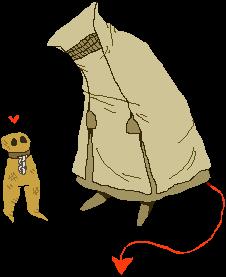 sackcloth friend by gaphals