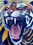 Tiger Snarl