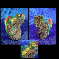 Dragonet - Wood by MightyAtom99