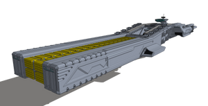 ULCV-7 New Eridani Max-Security Container Carrier