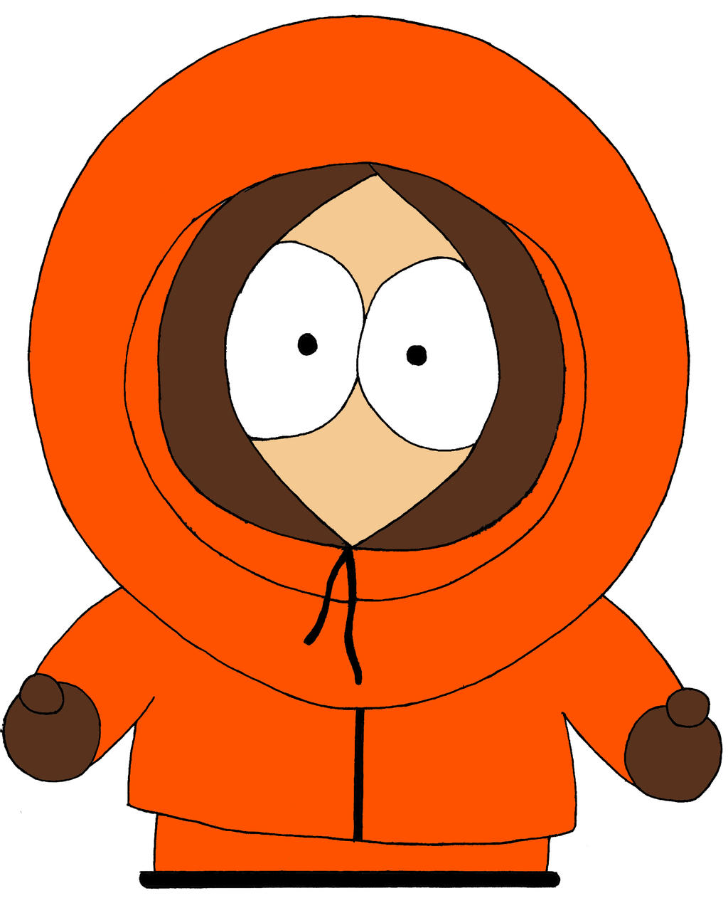 South park action poses kenny 18 by megasupermoon on deviantart - Pics of kenny from south park ...