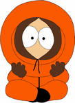 South Park Action Poses - Kenny 25