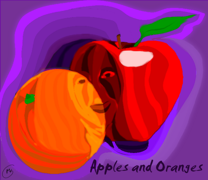 Apples and Oranges by MS-Productions