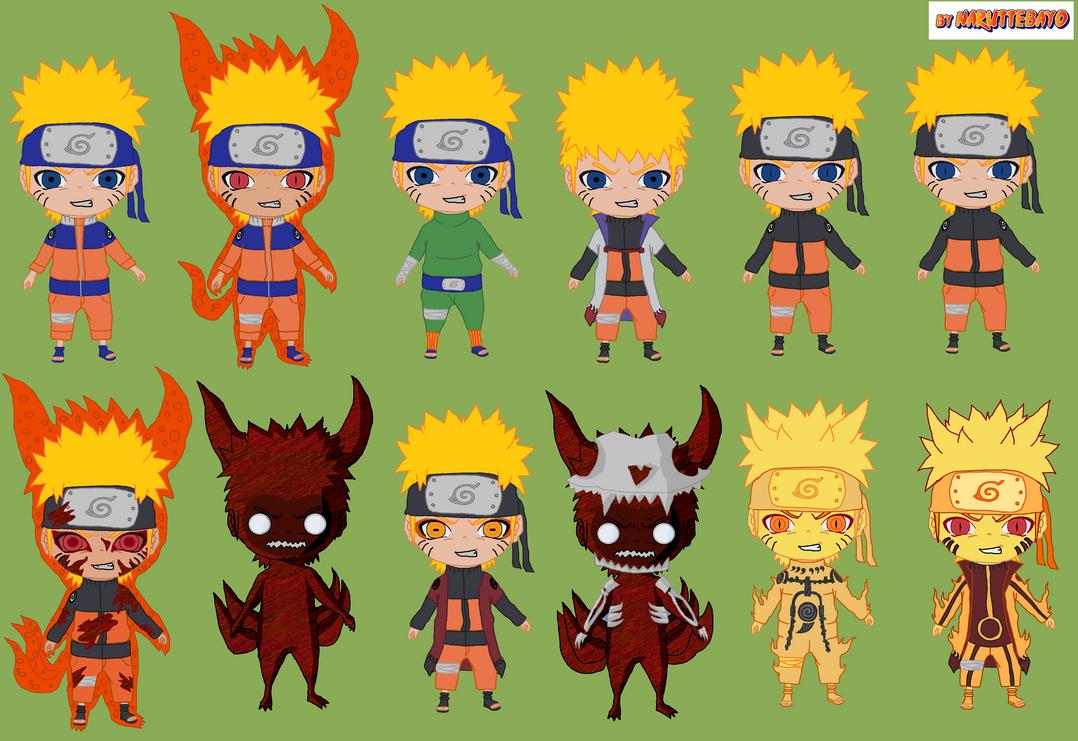 Naruto shippuden chibi evo 1 by naruttebayo67 on deviantart - Naruto chibi images ...