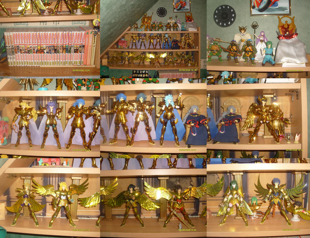 Saint seiya myth cloth 2 by naruttebayo67 on deviantart - Decor saint seiya myth cloth ...