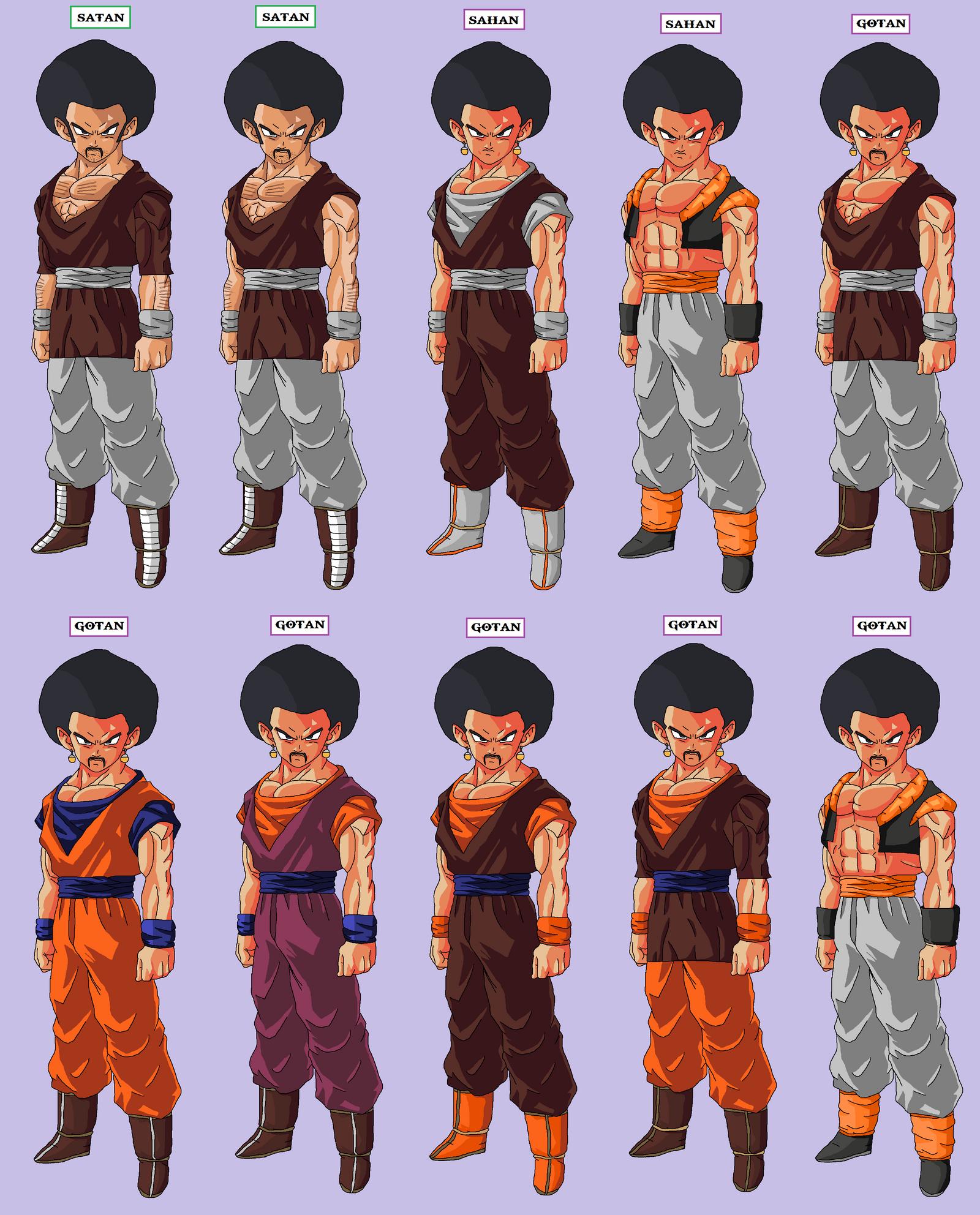 Vegeta Goku And Gohan Fusion http   hawaiidermatology com gohan gohan    Gohan And Vegeta Fusion