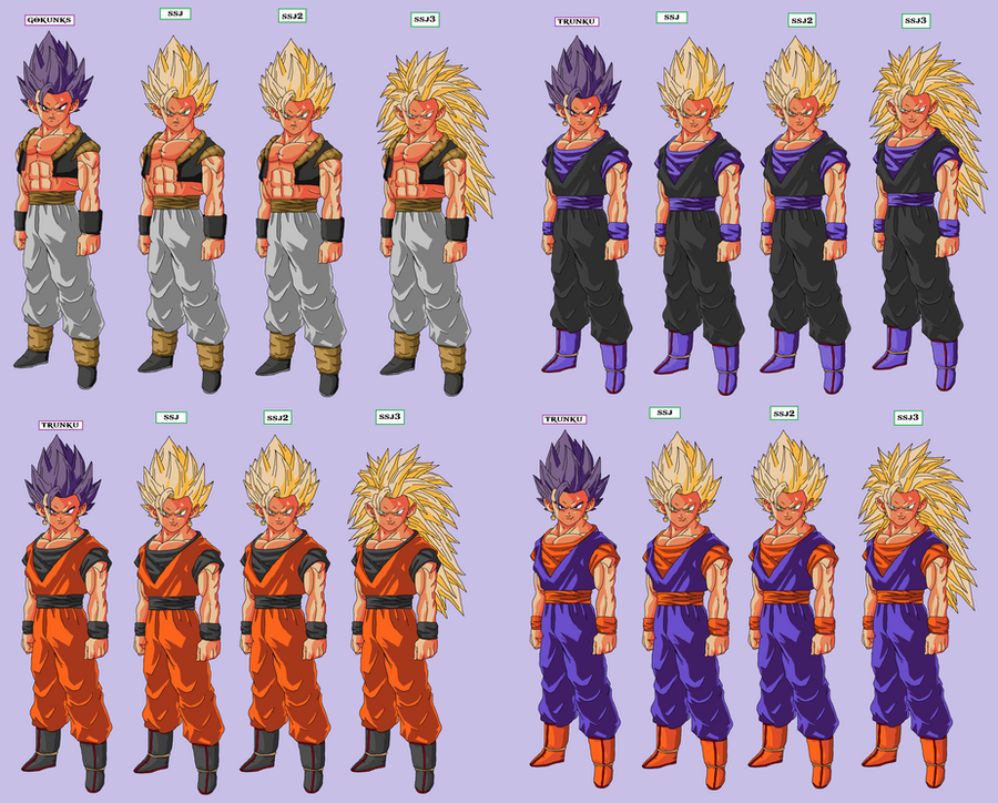 how to get super saiyan in fusions