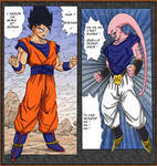 gokhan vs buuvegeta final