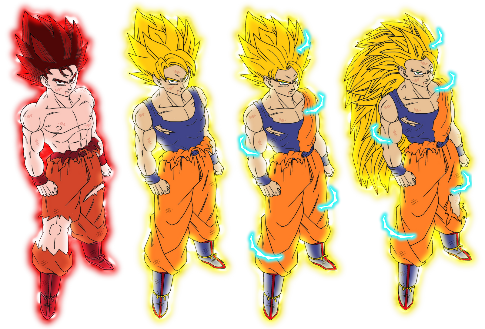 Manycam effect super saiyan hair - Manycam Effect Super Saiyan Hair 41