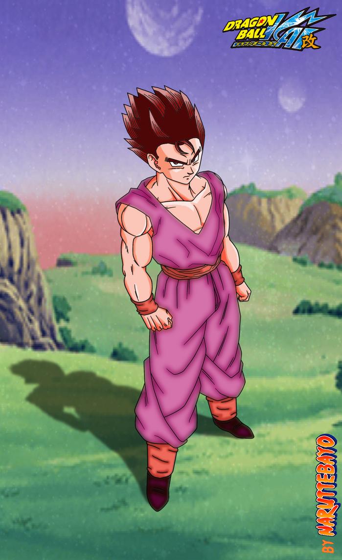 Ssjg Goku Vs Kaioken Gohan Dragonball Forum Neoseeker