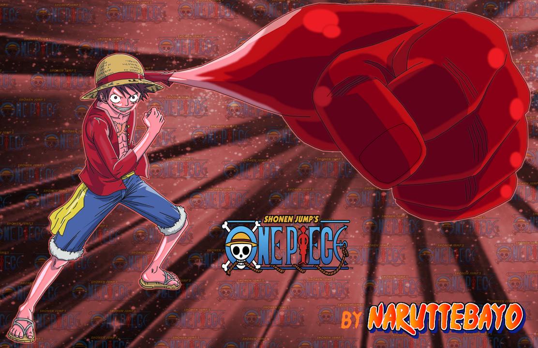 Colo Luffy Gear One Piece Wallpaper Third